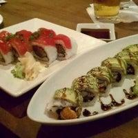 Photo taken at Shokudo Japanese Restaurant by Christine S. on 3/4/2012