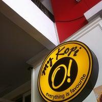 Photo taken at My Kopi-O! by Vicky R. on 2/21/2012