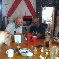 Photo taken at Blue Dome Diner by Josef C. on 7/28/2012