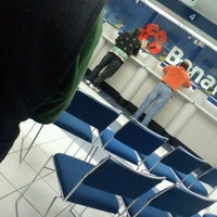 Photo taken at Banamex by DANIEL G. on 2/8/2012
