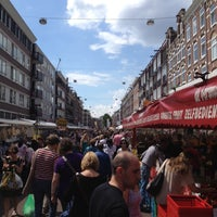 Photo taken at Albert Cuyp Markt by Diego S. on 7/7/2012