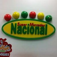 Photo taken at Supermercados Nacional by Diogo M. on 3/18/2012
