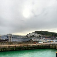 Photo taken at Port of Dover by Emilian G. on 8/16/2012