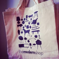 Photo taken at The Modern Shop by The M. on 7/18/2012