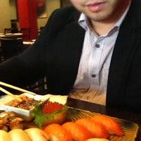 Photo taken at Sushi X by Tim B. on 2/16/2012