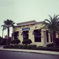 Photo taken at Zaxby's Chicken Fingers & Buffalo Wings by Brandon H. on 8/22/2012