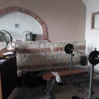 6/25/2012にMSPIがAparthotel Castrum Novumで撮った写真