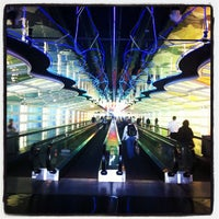 Photo taken at Terminal 1 by Tres G. on 6/4/2012