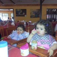 Photo taken at Los Pimientos De Auco Restaurant by Michel G. on 7/14/2012