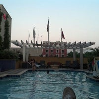 Photo taken at DoubleTree by Hilton Hotel Chattanooga Downtown by Andrew P. on 8/24/2012