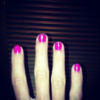 Photo taken at Trevi Nails by Dee M. on 7/18/2012