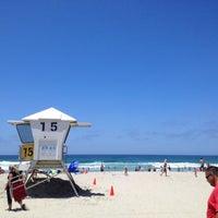 Foto tirada no(a) Mission Beach Park por Andressa A. em 7/19/2012