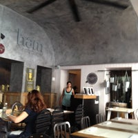 Photo taken at Ham Holy Burger by Andrea L. on 7/3/2012