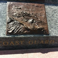 Photo taken at The Lone Sailor Memorial by Alex W. on 4/5/2012