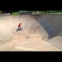 Photo taken at Xtreme SkatePark by Gyaista S. on 3/23/2012