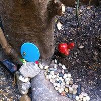 Photo taken at Honey Badger Headquarters by Yvette S. on 4/18/2012