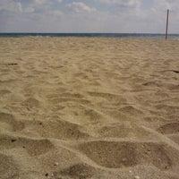 Photo taken at Северен Плаж (North Beach) by Zhivko Z. on 9/3/2012