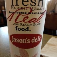 Photo taken at Jason's Deli by Jennifer H. on 6/2/2012