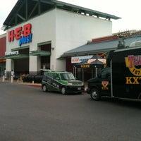 Photo taken at H-E-B plus! by Bigg B. on 4/16/2012