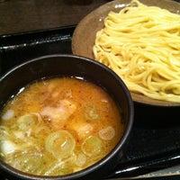 Photo taken at 三ツ矢堂製麺 武蔵小山店 by Ken M. on 4/22/2012