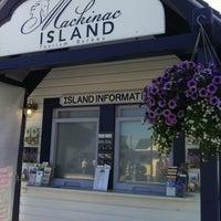 Photo taken at Mackinac Island Tourism Bureau by Elizabeth G. on 6/17/2012
