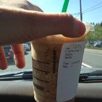 Photo taken at Starbucks by B W. on 5/6/2012