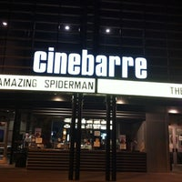 Photo taken at Cinebarre Mountlake Terrace by Tricia Ann D. on 7/23/2012