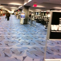 Photo taken at Valley International Airport (HRL) by Troy P. on 6/28/2012