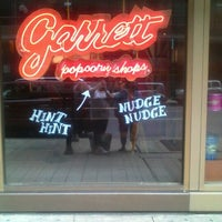 Photo taken at Garrett Popcorn Shops by Leticia S. on 5/6/2012