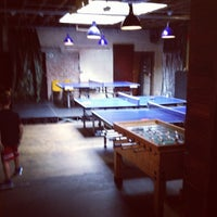 Photo taken at Comet Ping Pong by Ricky E. on 8/26/2012