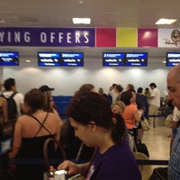 Photo taken at Volaris Ticket Counter by Marcko M. on 6/12/2012