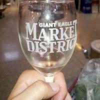 Photo taken at Market District Supermarket by Jason V. on 7/13/2012