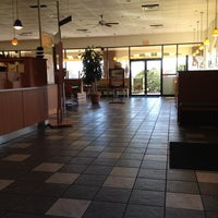 Photo taken at Crispers Fresh Salads, Soups and Sandwiches by Luis J. on 2/13/2012