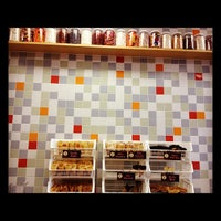 Photo taken at Marble Slab Creamery by Ms. Jhay J. on 6/10/2012