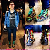 Photo taken at Dr. Martens by Yissel on 3/13/2012