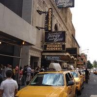 8/26/2012にMicah M.がRichard Rodgers Theatreで撮った写真