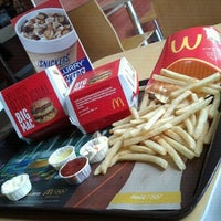 Photo taken at McDonald's by Andrea G. on 6/4/2012