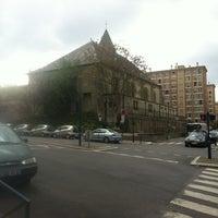 Photo taken at Église de Pantin by Damien T. on 5/5/2012