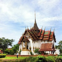 Photo taken at Ancient Siam by Rachaya C. on 6/23/2012