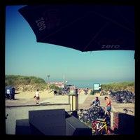 Photo taken at Strand Bergen aan Zee by Lieke H. on 8/19/2012