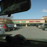 Photo taken at Dollar Tree by Dena W. on 3/3/2012