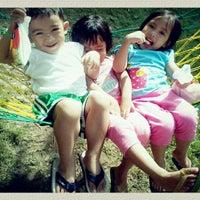 Photo taken at Barofols Beach Resort by Roefan A. on 6/30/2012