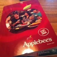 Photo taken at Applebee's by Luisa Margarita P. on 4/15/2012
