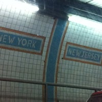 Photo taken at Holland Tunnel by Tobias L. on 2/11/2012