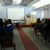 Photo taken at Departamento Provincial de Educación, Malleco by Carla O. on 3/22/2012