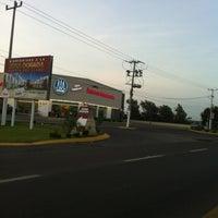 Photo taken at Farmacias Guadalajara by Benjamin M. on 8/1/2012