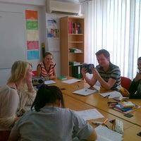 Foto tomada en Colegio Internacional Alicante, Spanish Language School por SPANISH S. el 3/13/2012