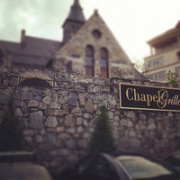 Photo taken at Chapel Grille by Joe P. on 8/11/2012