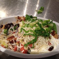 Photo taken at Chipotle Mexican Grill by Pavel R. on 4/20/2012