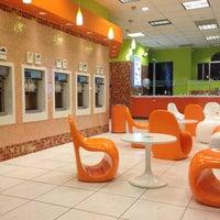 Photo taken at Orange Leaf by Michael M. on 6/28/2012